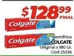 Oferta de Dentífrico Colgate por $128,99