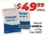 Oferta de Azúcar Primera marca por $49,99