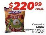 Oferta de Caramelos Misky por $220,99