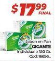 Oferta de Jabón Gigante por $17,99