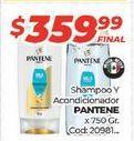 Oferta de Shampoo Pantene por $359,99