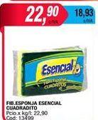 Oferta de Esponja Esencial por $22,9