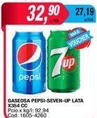 Oferta de Gaseosas Pepsi por $32,9