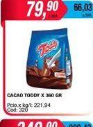 Oferta de Cacao Toddy x 360gr  por $79,9