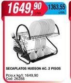 Oferta de Secaplatos Hudson ac. 3 pisos  por $1649,9