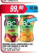 Oferta de Mermelada campagnola BC por $99,9
