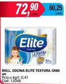 Oferta de Papel higiénico Elite por $72,9