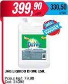 Oferta de Detergente líquido Drive por $399,9