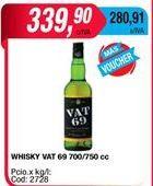 Oferta de Whisky Vat 69 por $339,9