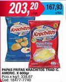 Oferta de Papas fritas Krachitos por $203,2