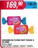 Oferta de Caramelos Flynn Paff por $169,9