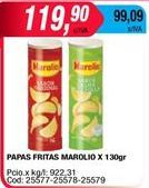 Oferta de Papas fritas Marolio por $119,9