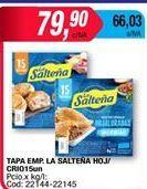 Oferta de Masa de empanada La Salteña por $79,9