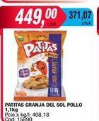 Oferta de Nuggets de pollo Granja del Sol por $449