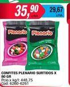 Oferta de Chocolatines Plenario surtido x 80gr  por $35,9
