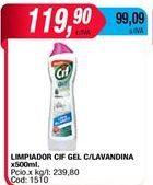 Oferta de Limpiadores Cif por $119,9