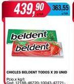 Oferta de Chicles Beldent por $439,9
