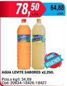 Oferta de Agua con sabor Levité por $78,5
