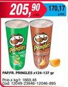 Oferta de Papas fritas Pringles por $205,9