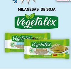 Oferta de Milanesas de soja Vegetalex por