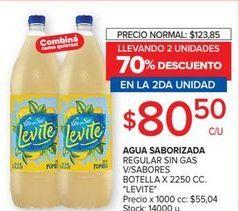 Oferta de Agua con sabor Levité por $80,5