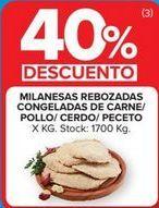 Oferta de Milanesas por
