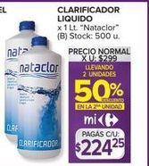 Oferta de Clarificador líquido por $224,25