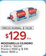 Oferta de Mozzarella Silvia por $129