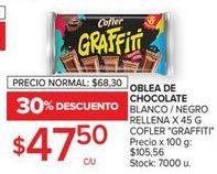 Oferta de Obleas Cofler por $47,5