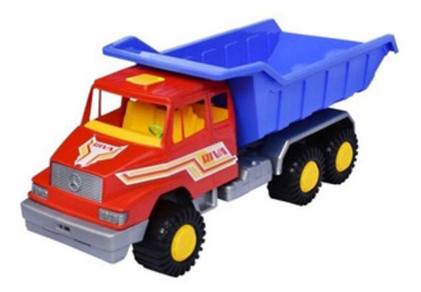 Oferta de Camion Riva Truck Volcador 113 Calesita 65 Cms Mercedes por $1199