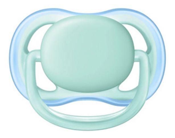Oferta de Avent Chupete Ultra Air Liso 0-6m Nene X1 44410 By Creciendo por $619