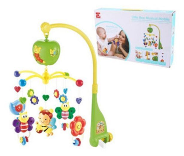 Oferta de Mobile Little Bee Musical Goodway 6918 Abejitas por $2550