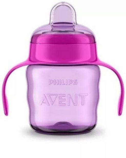 Oferta de Vaso Avent 200 Ml Easy Sip Nena por $950