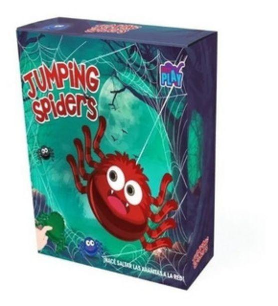 Oferta de Juego De Mesa Jumping Spiders Arañas Saltarinas Ik 0005 por $880