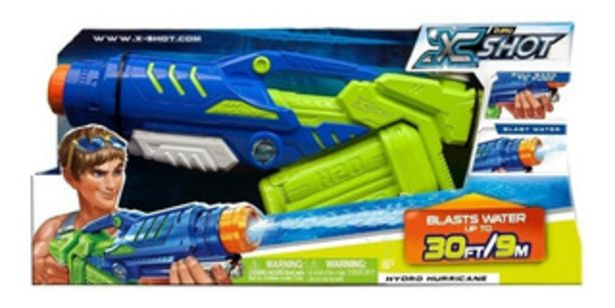 Oferta de X-shot Hydro Hurricane Pistola De Agua Alcance 9 M Lny 5641 por $2490