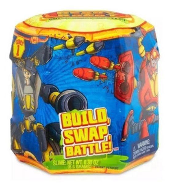 Oferta de Ready 2 Robot Pack Sorpresa Robot Piloto Slime By Creciendo por $1099