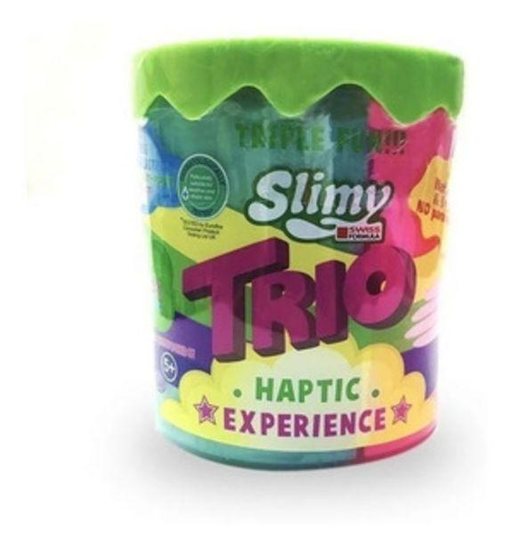 Oferta de Slimy Swiss Formula Trio Masa Pegajosa 500g 32935 por $890
