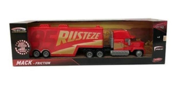 Oferta de Camion A Fricción 45 Cm Arbrex Mcqueen Disney 7108 por $3690