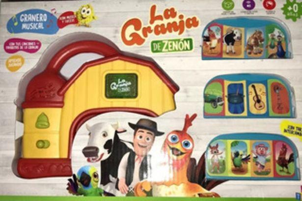 Oferta de El Granero Musical De La Granja De Zenon Con Musica Y Luces por $2599