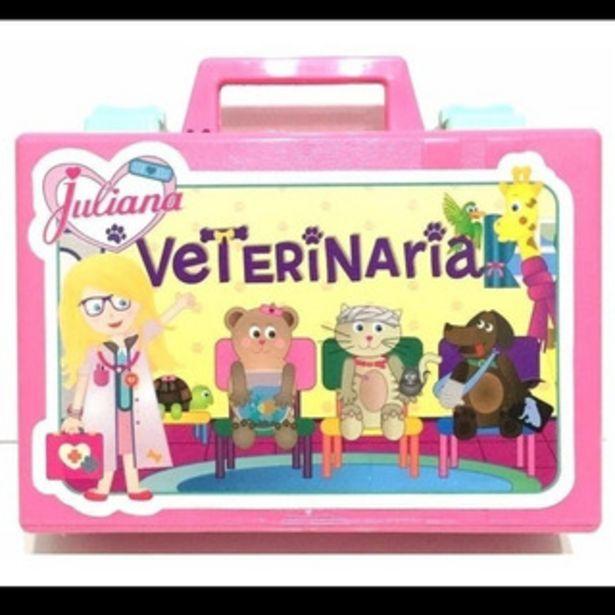 Oferta de Valija Juliana Veterinaria Chica Original Con Licencia por $1299