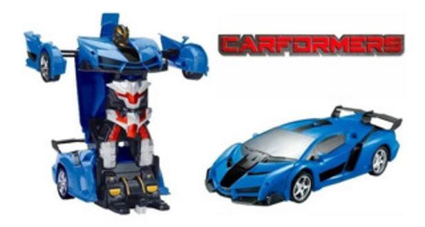 Oferta de Carformers Auto A Radio Control Transformable 39939 por $2650