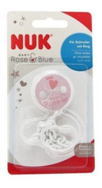 Oferta de Nuk Atachupete Cadena Varios Motivos Rose And Blue Celeste por $499