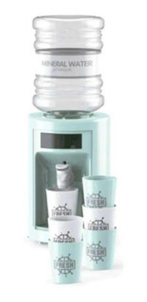 Oferta de Mi Primer Dispenser Juliana Agua Luz Y Sonido 8 Piezas por $2390