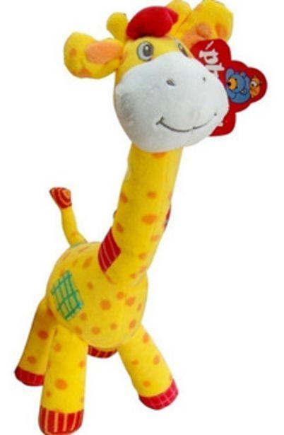 Oferta de Peluches Jirafa 28 Cm. Original Phi Phi Toys By Creciendo por $1290