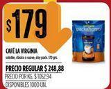 Oferta de Cafe La Virginia 170grs por $179