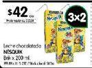 Oferta de Chocolatada Nesquik por $42