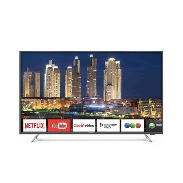 """Oferta de 55"""" NOBLEX SMART TV ... por $69935"""
