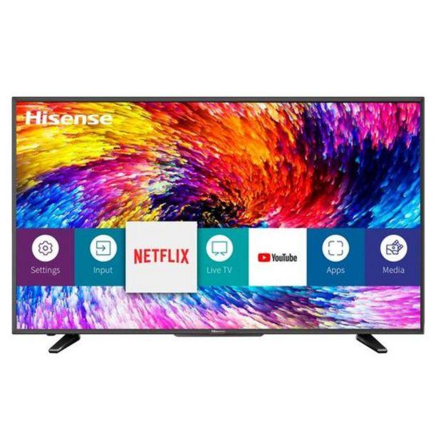 Oferta de SMART TV 50 HISENSE ... por $48094