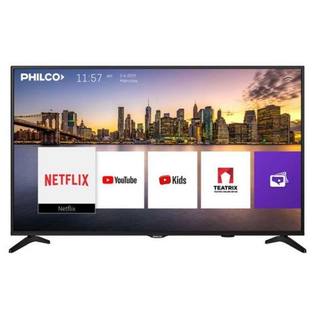 Oferta de SMART TV 50 PHILCO P... por $52090