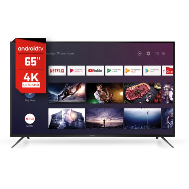 "Oferta de SMART TV65"" 4K ULTRA... por $96999"